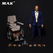 Hot Game For collection 1/6 Scale Professor X Charles Xavier Doctor Action Figure Male Collections