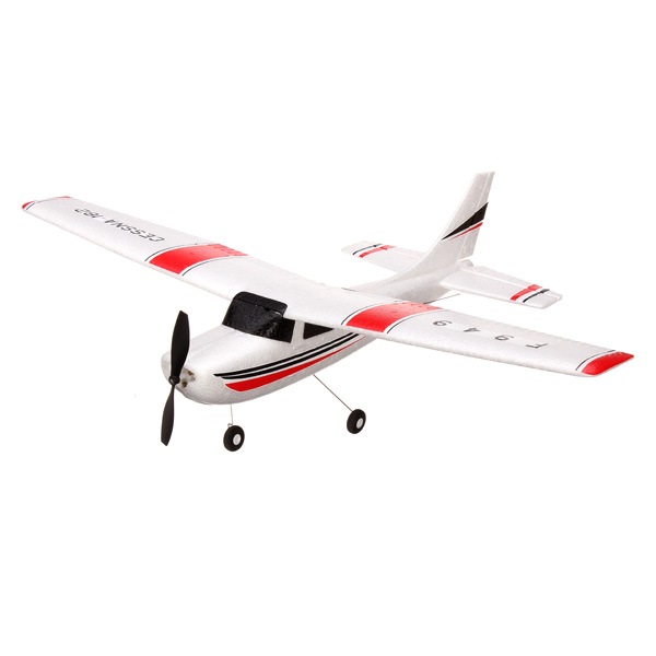 Hot Sale Wltoys F949 3CH 2 4G Micro RC Model Airplane RTF Left Hand Throllte Model
