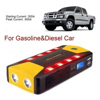 82800mAh Car Jump Starter 5V Mini Portable Pack Multifunction Emergency Charger Booster Power Bank Battery 600A