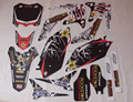 2010 2011 2012 2013 3M Graphics decals sticker kit for honda moto dirt pit bike CRF CRF205R 250