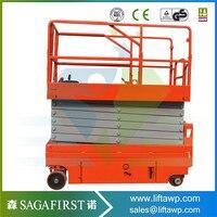 1000 кг 2500 кг 3000 кг Электрический гидравлический Лифт Scissor для Ce