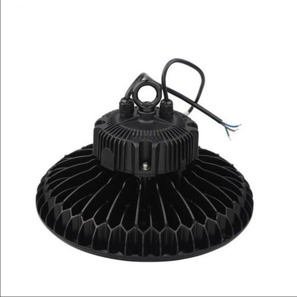 1-10VDC, signal de PWM, résistance dimmable 150 w étanche lumière LED haute baie fabricant LED ufo lumière d'entrepôt