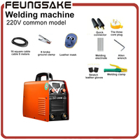 Portable Arc Welder Household Inverter High Quality Mini Electric Welding Machine 200 Amp 220V For Household