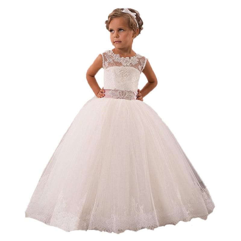 prix imbattable gamme exceptionnelle de styles et de couleurs en vente en ligne robe ceremonie fille aliexpress,2017 Rose Princesse Enfants ...