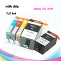 5pcs compatible ink cartridge for hp 920 XL officejet 6000 6500 6500A 7000 7500 7500A printer for hp920 with chip full ink