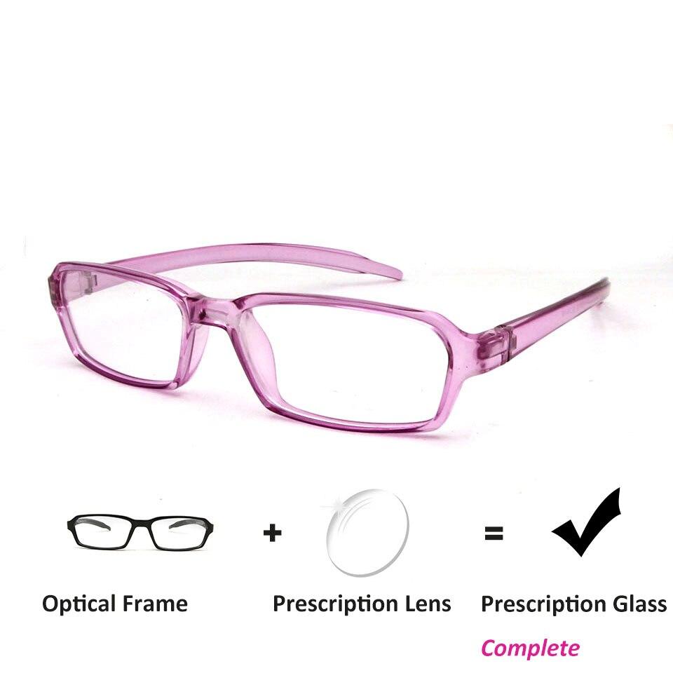 451ad73d08f SORBERN Women S Designer Frames Prescription Glasses Women Square Eyeglasses  Eyewear Myopia Glasses Sport Reading Glass Oculos