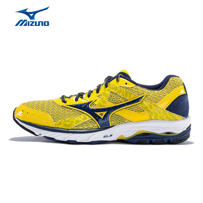 MIZUNO Men WAVE ELEVATION 2 Mesh Breathable Light Weight Cushioning Jogging Running Shoes Sneakers Sport Shoes J1GR151775 XYP298 mizuno wave paradox 2 mizuno mznj1gc1540