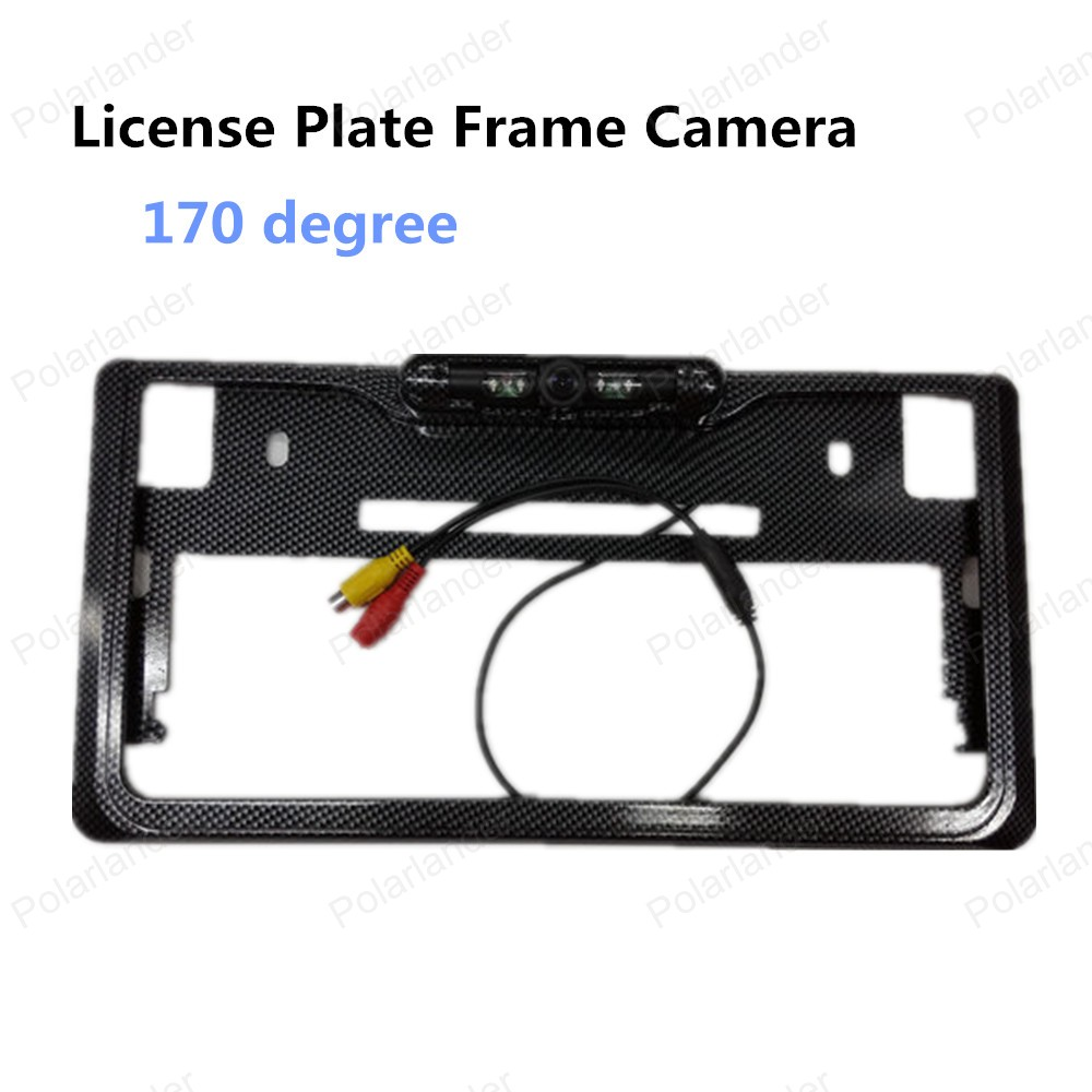 hot sell Reversing Backup camera Japanese License Plate Frame Rear ...