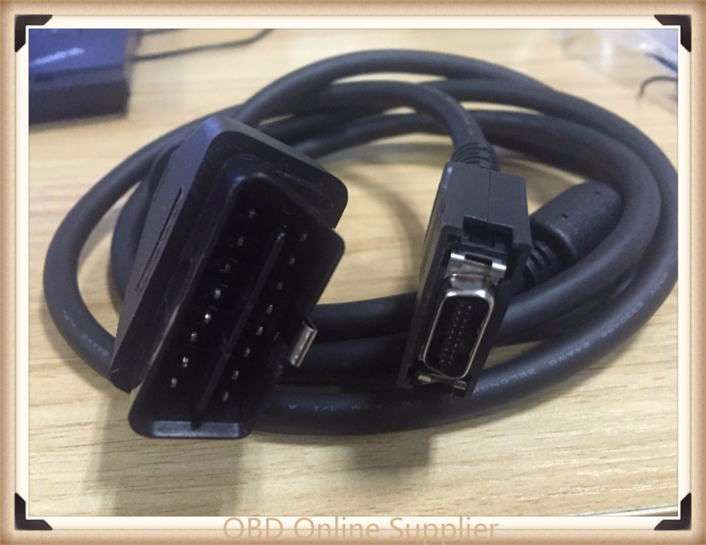 2019 Original Carman Scan Lite OBD2 16pin Main Test Cable For Kia Hyundai OEM Carman 16pin OBD Cable With Fast Free Shipping