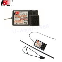 1 шт Flysky FS-GR3F FS-GR3E 3CH 2,4 ГГц RC приемник для FS GT3B GT2 GT3C GT2B T6 TH9X I10 с функцией автоотключения