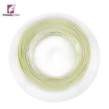 200m/roll FANGCAN TS202 Harsh Polyester Tennis String for Tennis Racket 1.35mm Diameter Tennis String