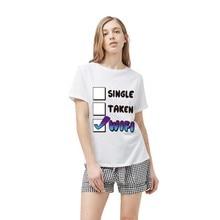 H695 2016 Street Fashion Harajuku T Shirt Women Summer White T-Shirt CHOOSE WIFI Printed Funny Tumblr Shirt Camisetas Mujer
