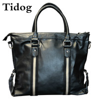 Tidog Leisure bag Handbag Satchel Bag business bag briefcase