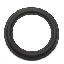2PCS 5 6 8 10 12 INCH accessories sponge side edge ring circle Subwoofer Bass Speaker Repair Speaker foam surround side(China)