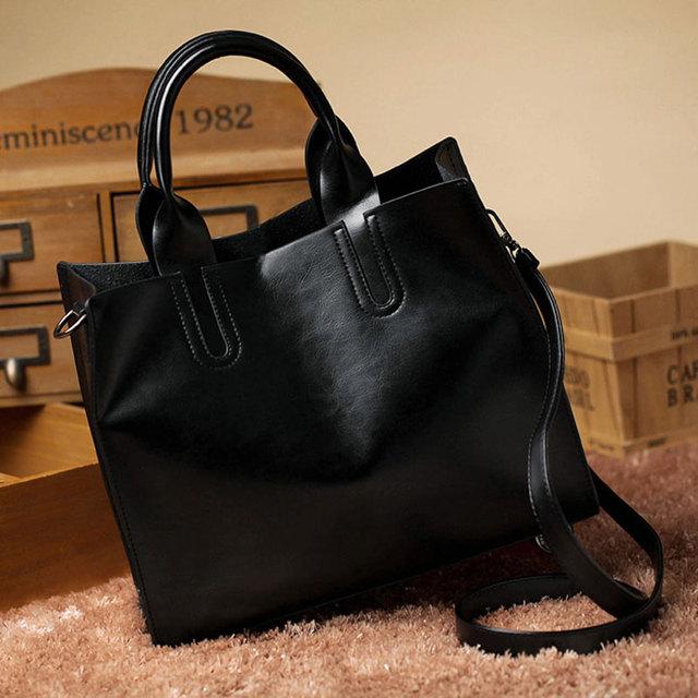 YUOCL shoulder tote bags for women leather luxury handbags women messenger bags designer famous brands 2017 vintage sac a main