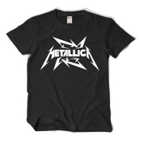 METALLICA Hard Metal Punk Rock Printed T Shirt Men Women Tops Brand Clothing Short Sleeve O