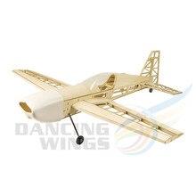 Обновление Extra330 RC Самолет набор для сборки 1000 мм размах крыльев лазерная резка самолетик из пробкового дерева электрическая Летающая модель авиационные наборы