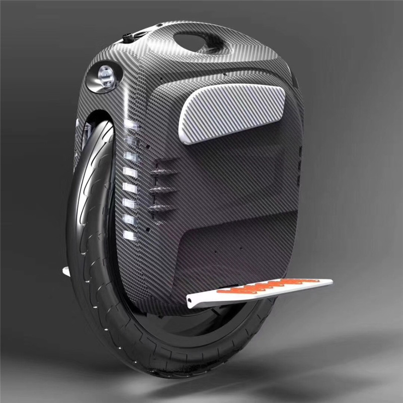 Newest Gotway Msuper X 19inch Electric unicycle self-balancing scooter one wheel 2000W motor,Nesest motherboard