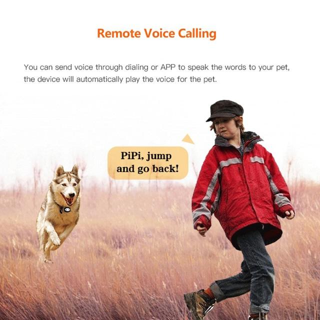 Waterproof IP68 - Geo-Fence Mini GPS Tracker For Cats & Dogs 6