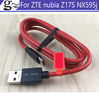 Original For Nubia Z17S USB QC4 0 Type C 26W 5 2A Fast Charging Charger Cable