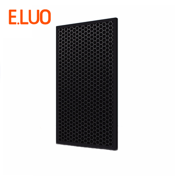 405*240*7mm remove formaldehyde filter and deodorization filter activated carbon filter of air purifier parts for F-VXH50C etc f zxhd55c f zxhp55c air purifier hepa filter for panasonic f pxh55c f vxh50c f vjl55c f vxk40c air purifier parts filter