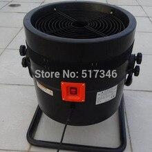 1 шт. 750 Вт газовая форма Звездный Вентилятор рекламный вентилятор танцевальный воздуходувка для небесного танца r рекламный надувной