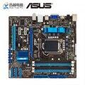 Asus P7H55-M placa base de escritorio H55 Socket LGA 1156 i3 i5 i7 DDR3 16G SATA2 USB2.0 VGA DVI HDMI uATX