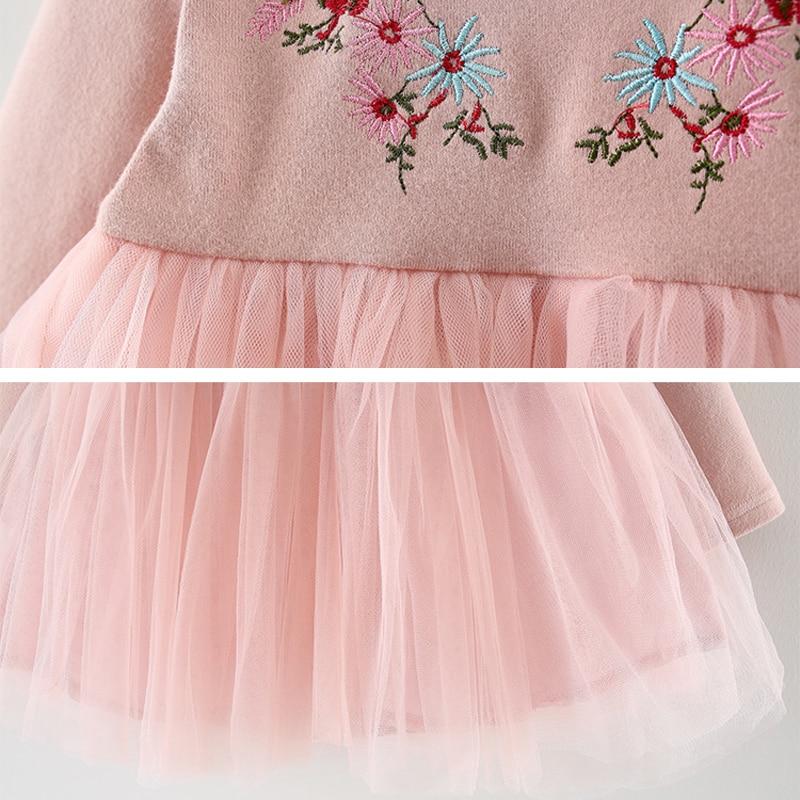 23579d826eee baby girls autumn dresses baby dress elbise long sleeve girl ...