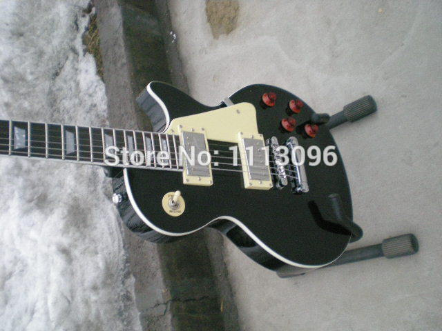 Подробнее о Electric guitar free shipping new guitarra lp slash standard electric guitar with flame maple top TBK black color guitarra electric guitar free shipping guitarra lp standard slash electric guitar with flame maple top guitarra guitar in china