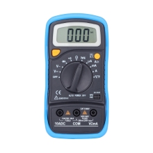 BSIDE ADM02 plus Auto Ranging Multímetro Digital DC Voltaje AC Corriente Tester de Temperatura