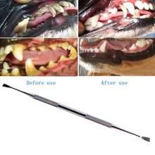 Scraper Calculus-Remover Pets Dogs Cats Teeth-Cleaning Tartar Oral-Hygiene-Tools Dental-Stones