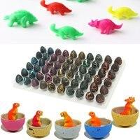60 יח'\סט חמוד קסם דינו גידול להוסיף ביצי דינוזאור בקיעת מים לילדים מתנת צעצוע גאדג 'ט מתנות לילדים קיד צעצועים מצחיקים