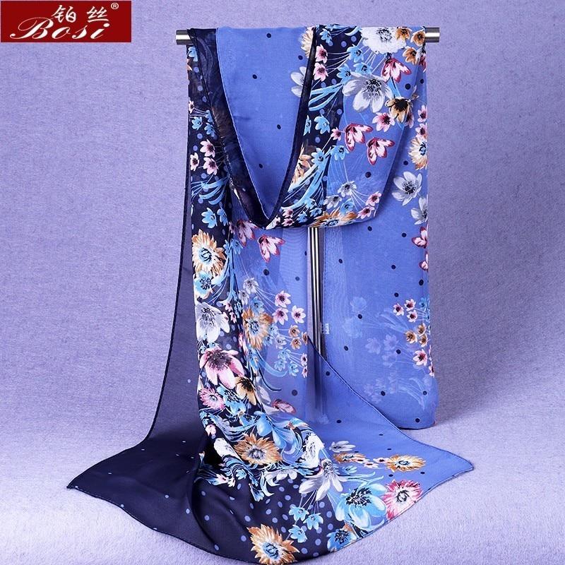 Scarf Chiffon Winter Ponchos Woman Designer Luxury Brand Hijab Head Sjaal Stoles Spring Ethnic Schal Bohemian Foulard Cheveux ..