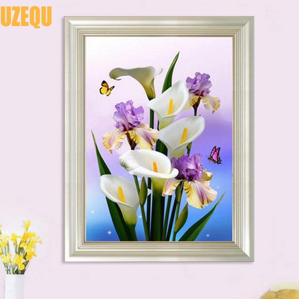 4 serviettes animaux chien BALAIS Lilly avec fleurs et couronne