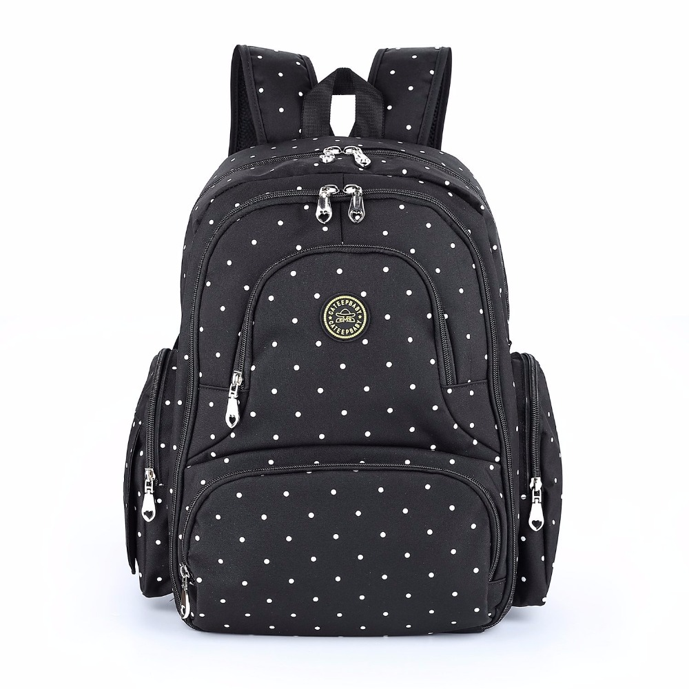 Baby Diaper Bag Smart Backpack Mummy Nappy Bags with Changing Pad and Stroller Clips Organizer Waterproof Travel Fashion Style fashion multifunctional baby chair stool diaper pram bag convenient travel organizer stroller bags diaper bag tote changing bag