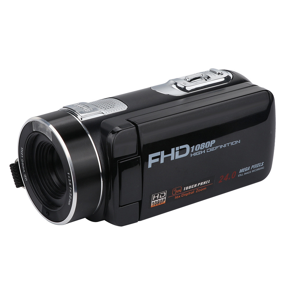 Image 2 - Video Camera Camcorder HD 1080P 24.0MP 18X Digital Zoom Camera Night Vision 20A Drop Shipping-in Consumer Camcorders from Consumer Electronics