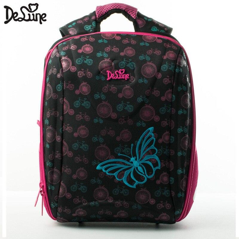 Delune Kids 7-125 sac à dos orthopédique étanche dessin animé Design ergonomique cartable de haute qualité enfants filles garçons sacs d'école - 3