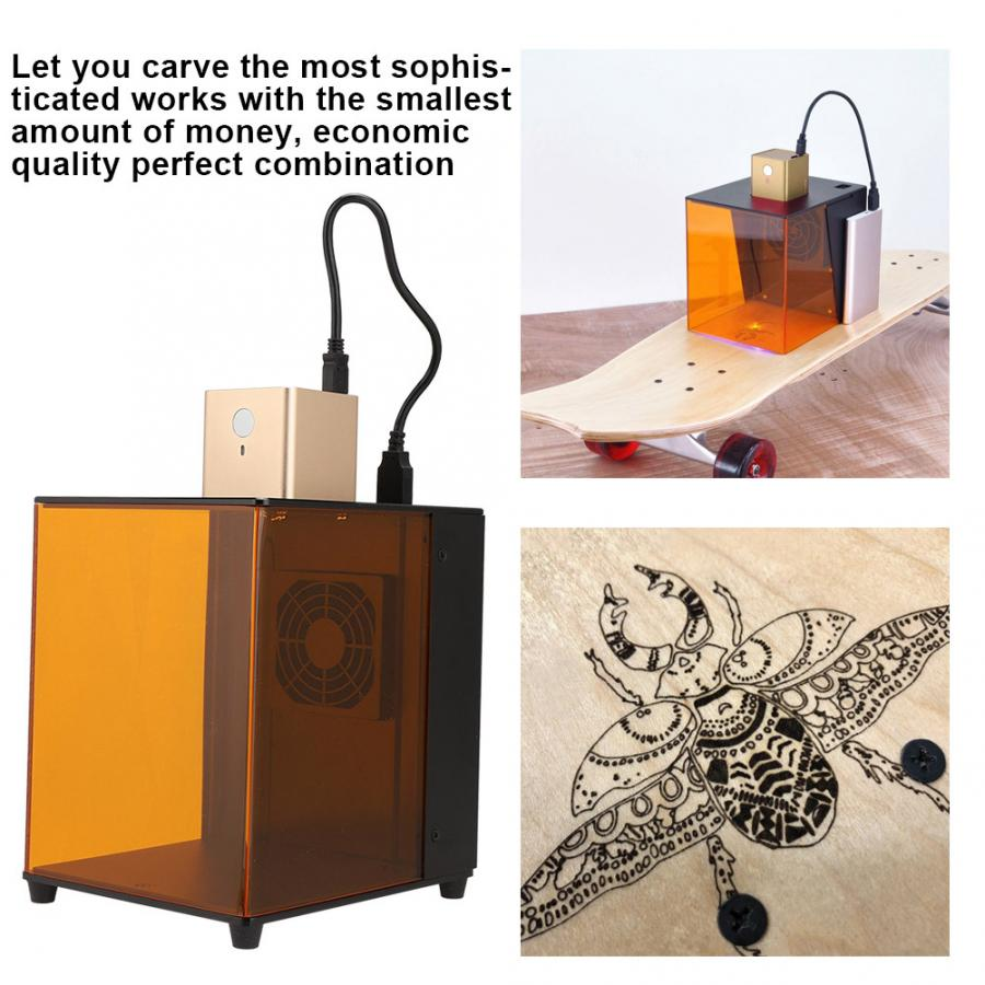 Golden For Cubiio Intelligent Laser Engraving Machine Laser Engraver 110-240V Suit Version(China)