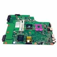 V000185550 6050A2302901 pour TOSHIBA Satellite L505 Mère D'ordinateur Portable Systemboard GL40 DDR3 s478 Intel GMA + Cpu testé de Travail