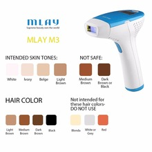 mlay m3 IPL Laser epilator 300000 shots permanent Hair Removal machine Face Bikini Trimmer Armpit Body Electric depilador laser