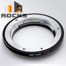 Pixco Гора Adapte Костюм Для Minolta MD/MC объектив для Olympus 4/3 Камеры Для E-5, E-7, E420, E620, E520, E-410, E-510, E500, E3