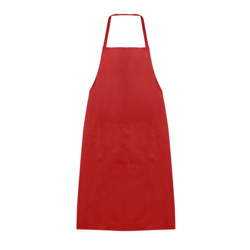Butchers Unisex Cooking Catering Work Apron Chef BBQ Apron Double Pockets