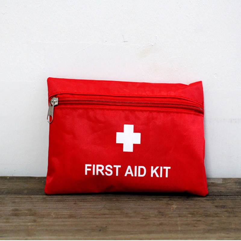 Mini Waterproof Portable Outdoor First Aid Kit EVA Bag For Emergency Treatment In Travel And At Home купить