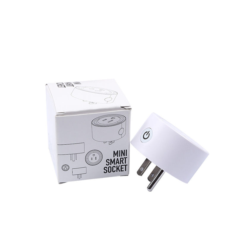 2.4ghz U.s. Regulated Time Alexa Intelligent Socket Intelligent Remote Control Smart Home Products Jq0328