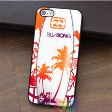 Billabong Surfboards Sunset Surf fashion cell phone case for iphone 4 4s 5 5s 5c SE 6 6s 6 plus 6s plus 7 7 plus #LI0377