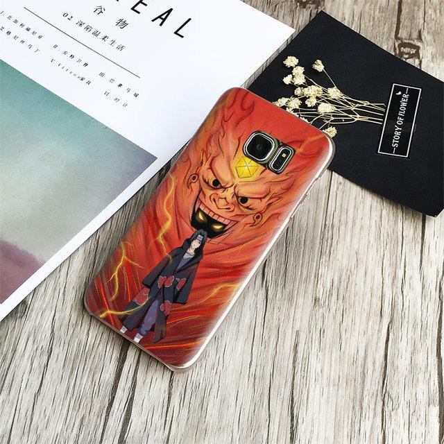 Naruto Itachi Uchiha Phone Case For Samsung Galaxy