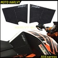 High quality Motorcycle Tank Traction Side Pad Gas Fuel Knee Grip Decal For KTM DUKE 125 200 250 390