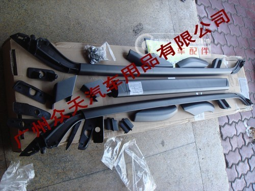 Heavy Duty Aluminium Alloy Luggage Rack Roof Rail Car Roof Rack for Land Rover Freelander 2