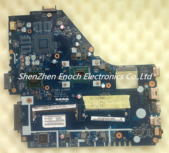 For Acer Aspire E1 530 E1 570 laptop font b motherboard b font Integrated Z5WE1 LA