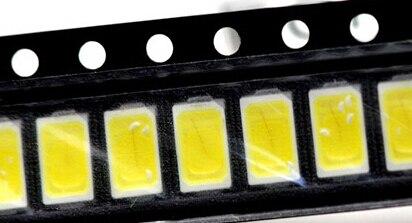 100pcs 5730 White Red Green Ice Blue Pink Purple Orange SMD5730 LED 5630 Super Bright Chip SMD5630 5730SMD LED Light Beads
